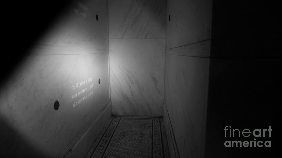 Inside the Mausoleum by Morbid Images