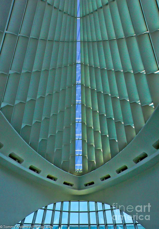 Inside The Milwaukee Museum Of Art Photograph