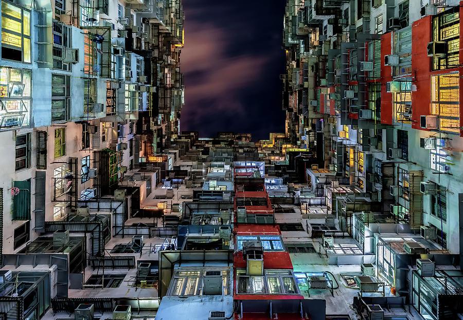 Hongkong Photograph - Insomnia by Andreas Agazzi