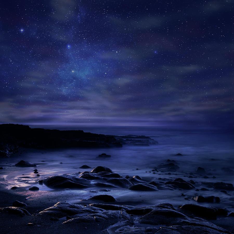 Insomnia Photograph by Sebastien Del Grosso