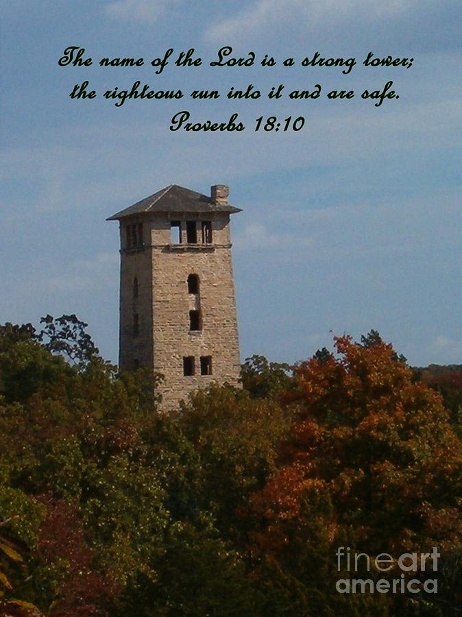 Water Tower Photograph - Inspirations 5 by Sara  Raber