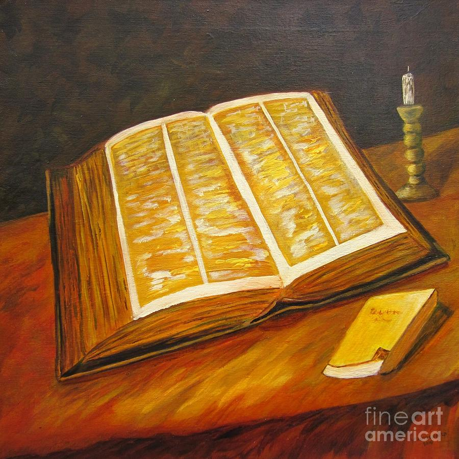 Bible Canvas Paintings