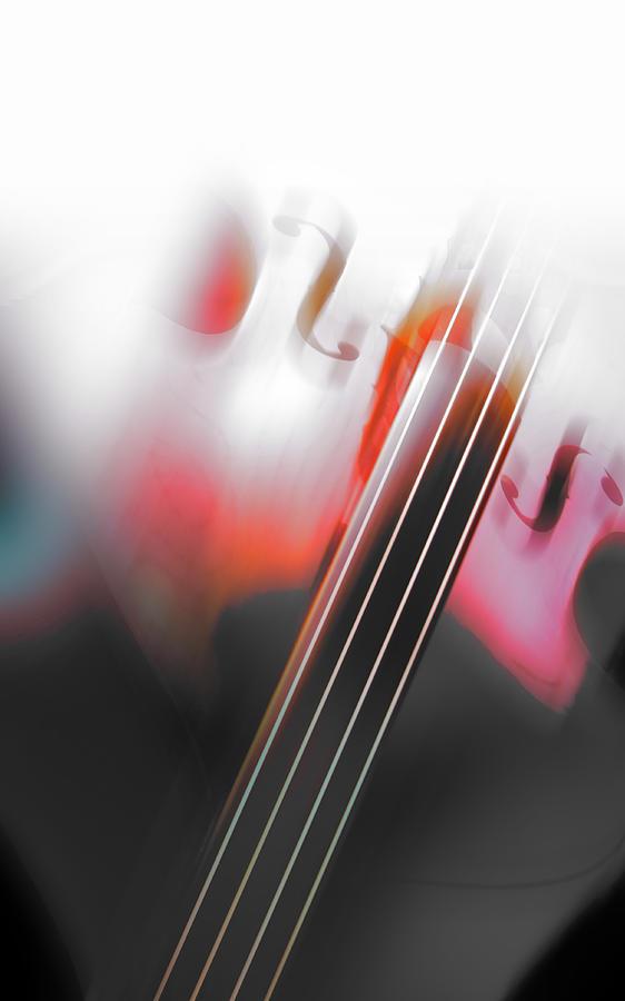 Abstract Photograph - Instrumental Blur by Florin Birjoveanu
