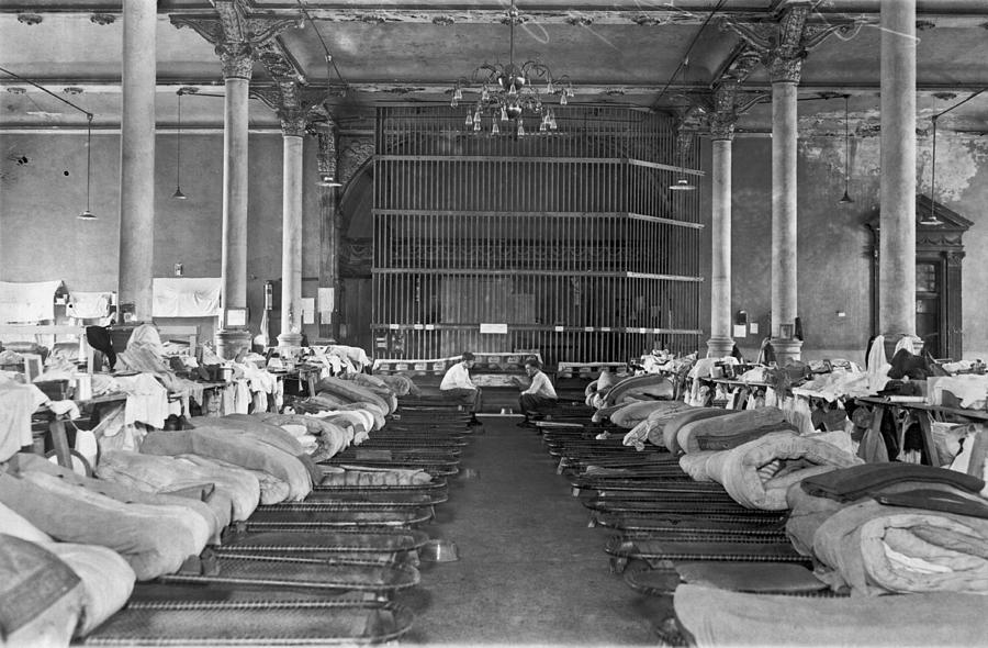 Interior Of Sing Sing Prison Photograph By Underwood Archives