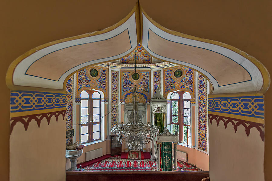 Interior View Of Kececizade Fuad Pasha Photograph by Ayhan Altun