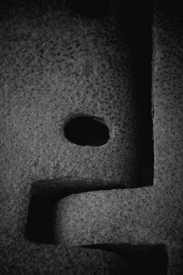 Interlock Photograph - Interlock by Odd Jeppesen