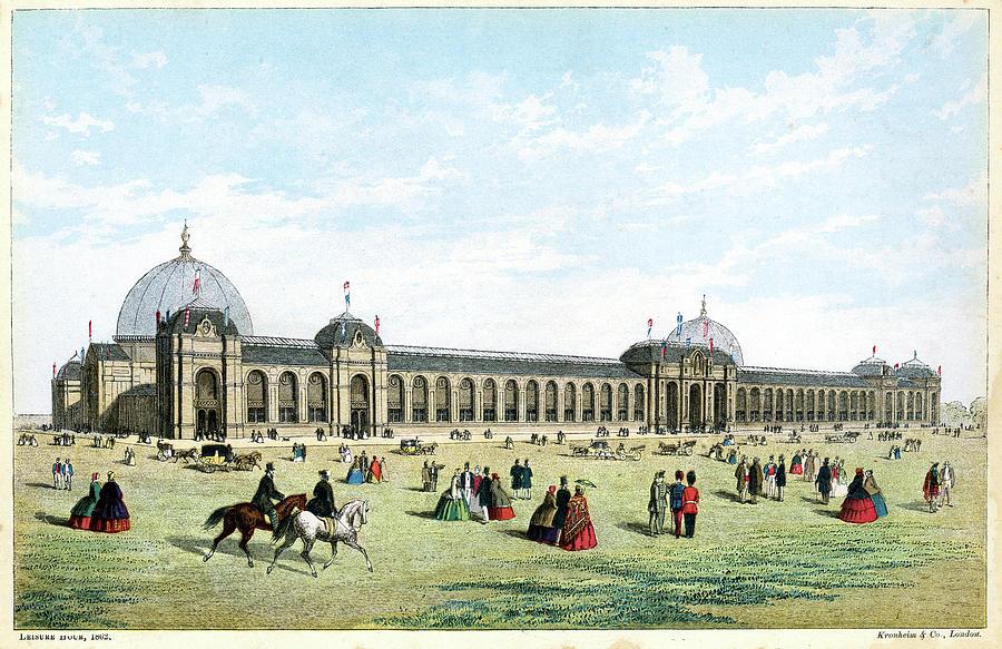International Exhibition Of 1862 Digital Art by Duncan1890