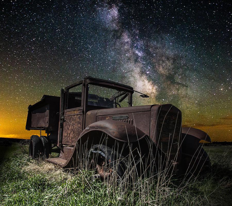 International Milky Way Photograph by Aaron J Groen