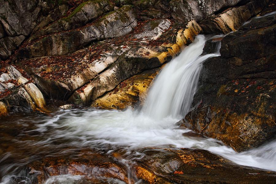 Intimate Cascade by Mike Farslow