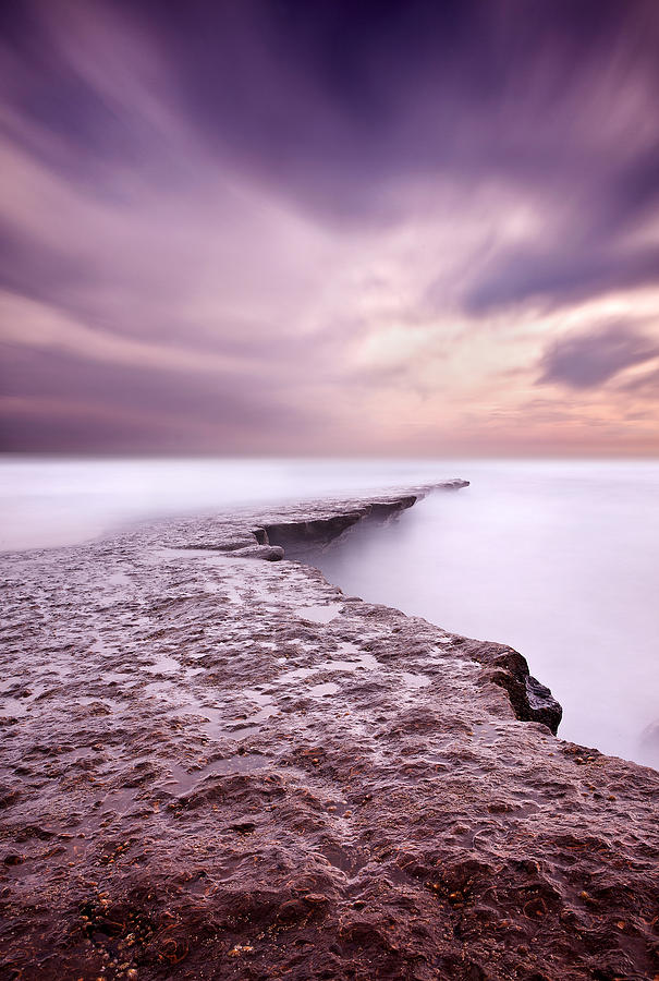 Waterscape Photograph - Into The Ocean by Jorge Maia