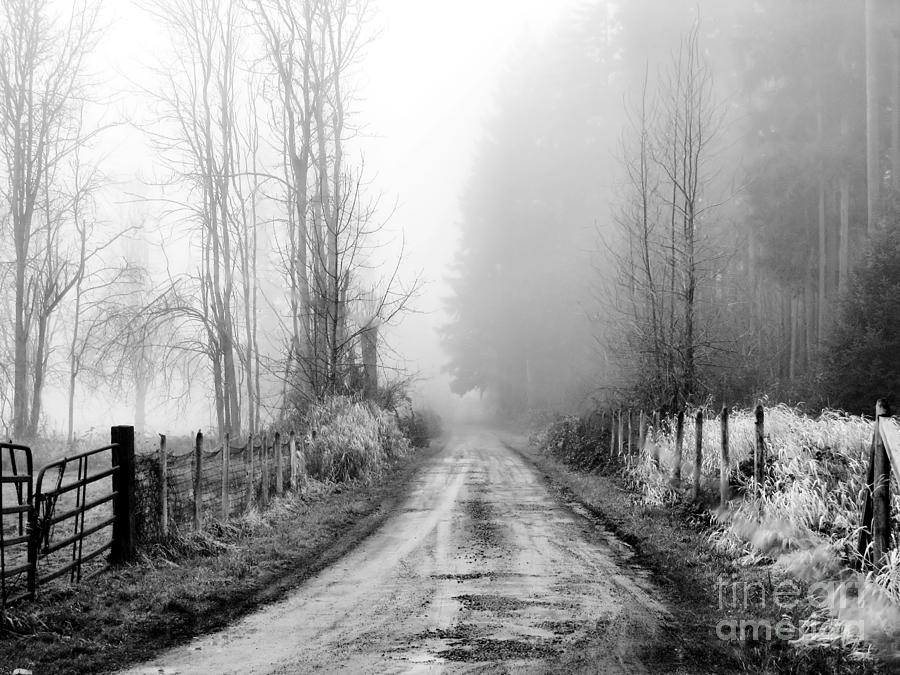 Landscape Photograph - Into The Unknown by Rory Sagner