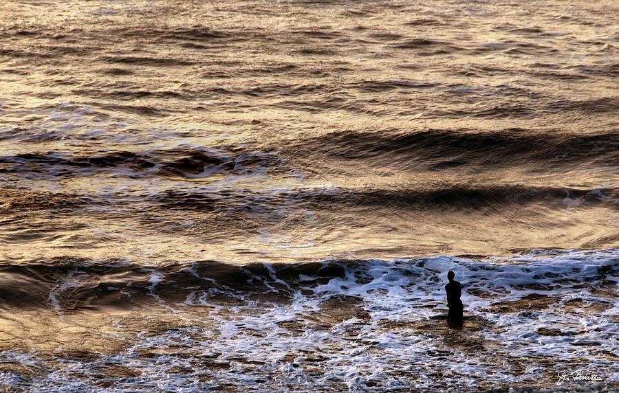 Dawn Photograph - Into The Vast Unknown by Joe Bonita