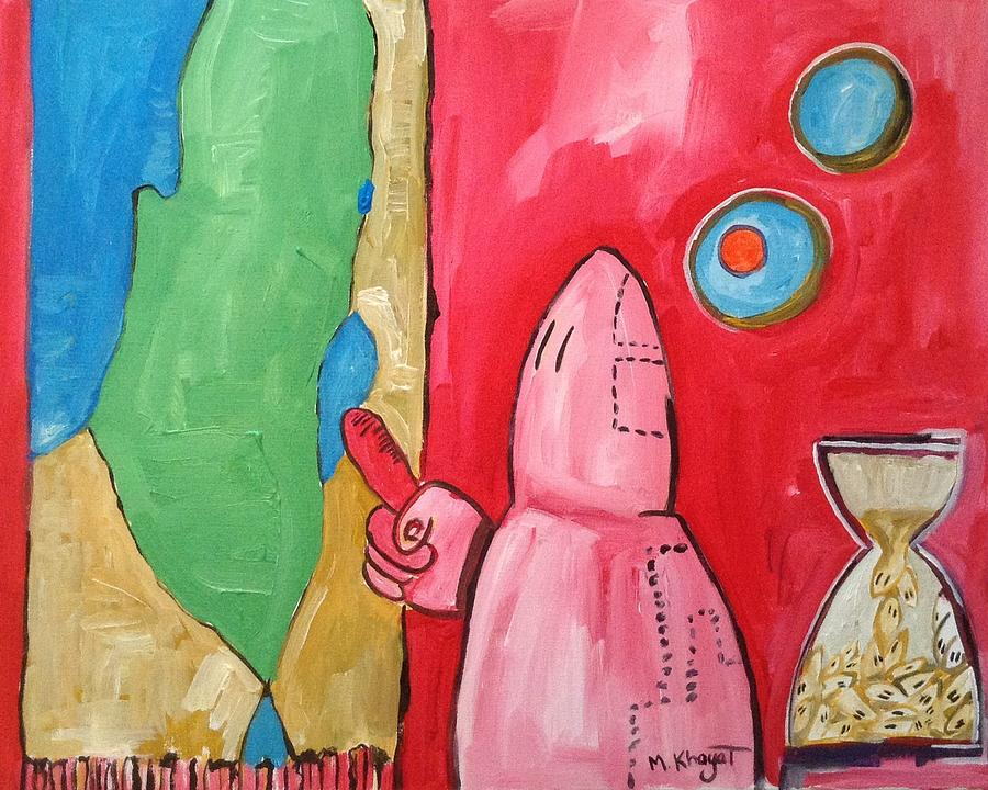 Israel Painting - Intro by Marwan  Khayat