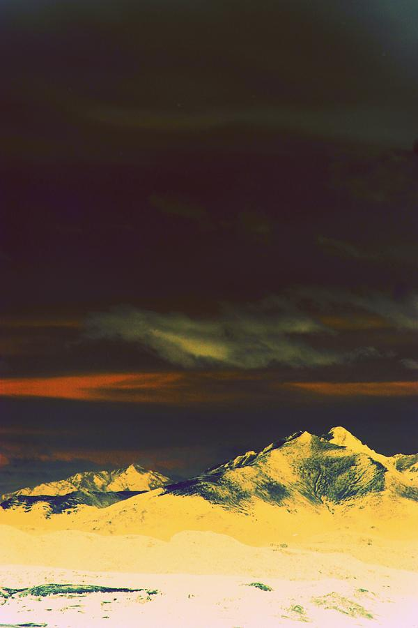 Landscape Photograph - Inverted Peaks by Augustina Trejo