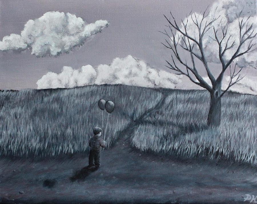 Inviolate Painting - Inviolate by Patrick Kelly