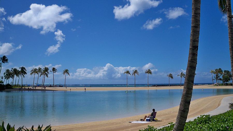 Hawaii Photograph - Inviting by A Cyaltsa Finkbonner