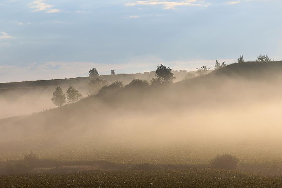 Iowa Photograph - Iowa Morning by Angie Phillips