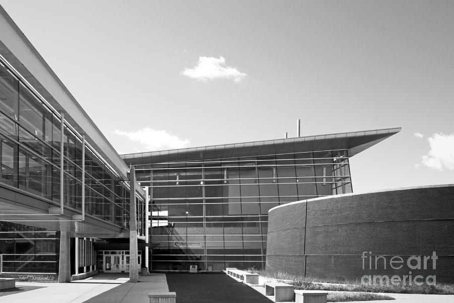 American Photograph - Iowa State University Howe Hall by University Icons