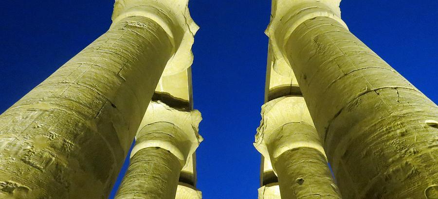Luxor Photograph - Ipet Resyt by German Paredes