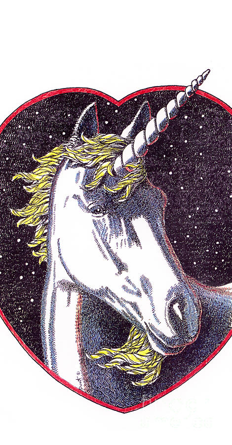 iPhone-Case-Unicorn-2 by Gordon Punt