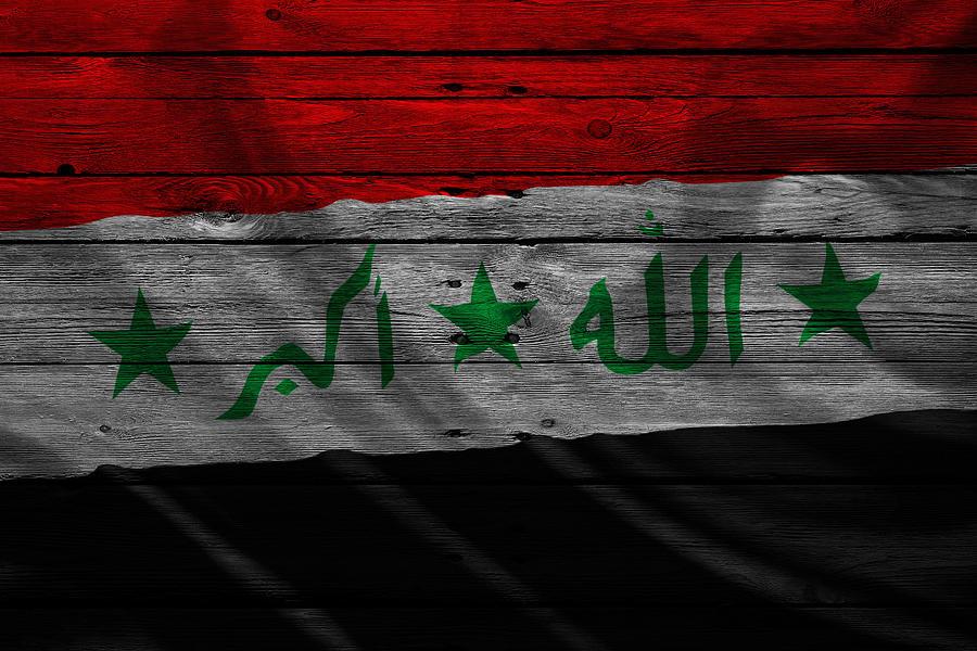 Iraq Photograph - Iraq by Joe Hamilton