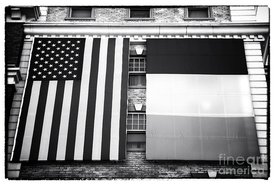 Irish American Photograph - Irish American by John Rizzuto