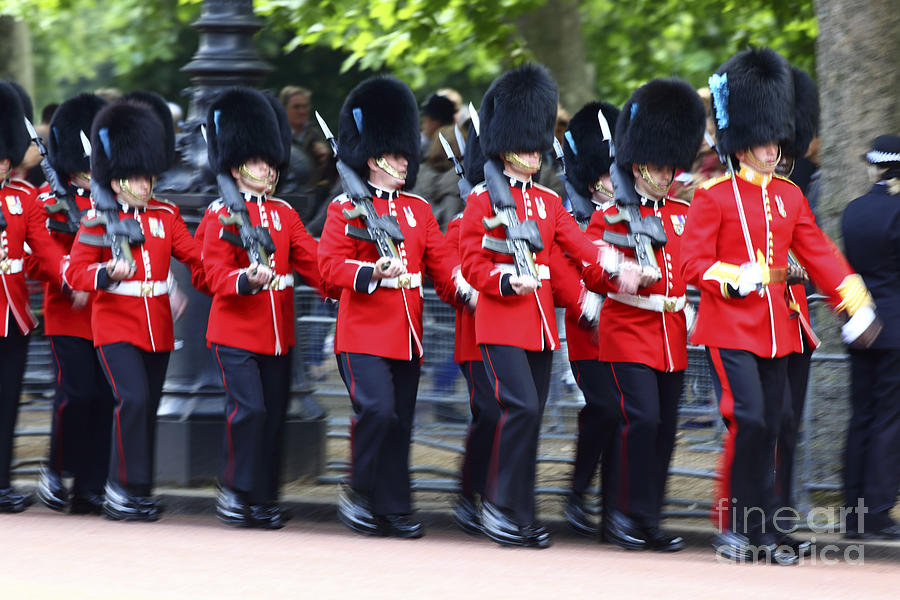 Coldstream Guards The Band Of H.M. Coldstream Guards Hiawatha
