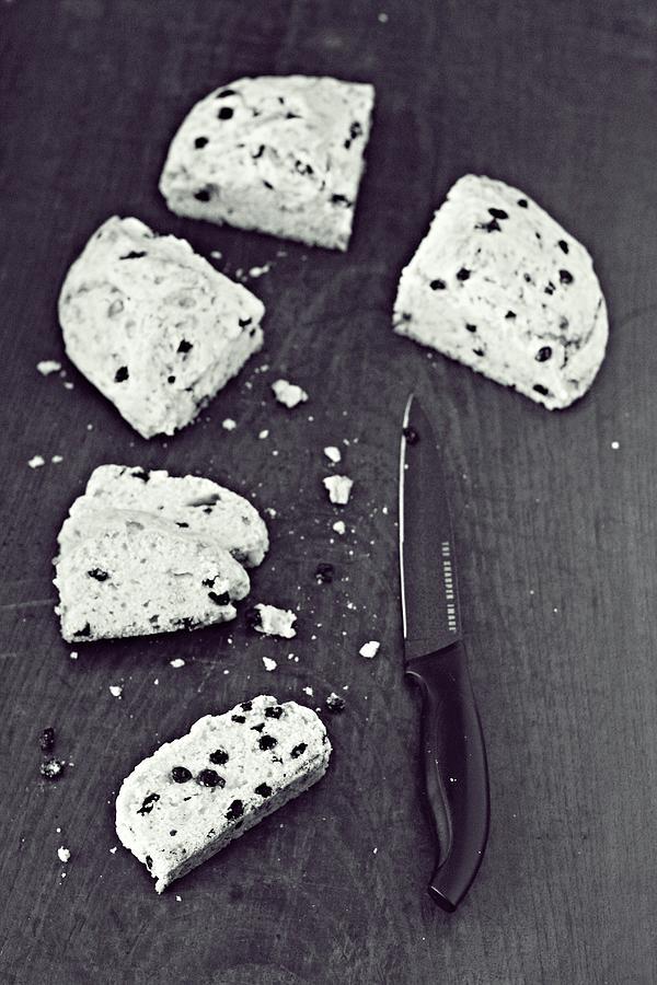 Irish Soda Bread Photograph by Aparna Balasubramanian