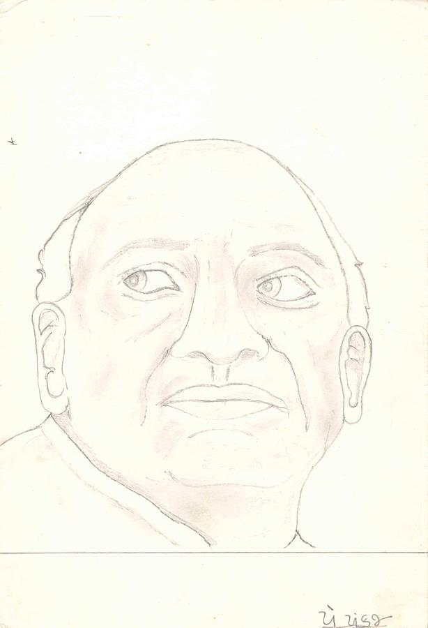 Sardar Vallabhbhai Patel Sketch | Www.imgkid.com - The Image Kid Has It!