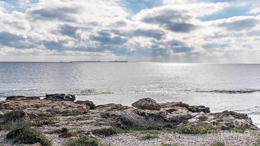 Landscape Photograph - Isla Plana by Eugenio Moya