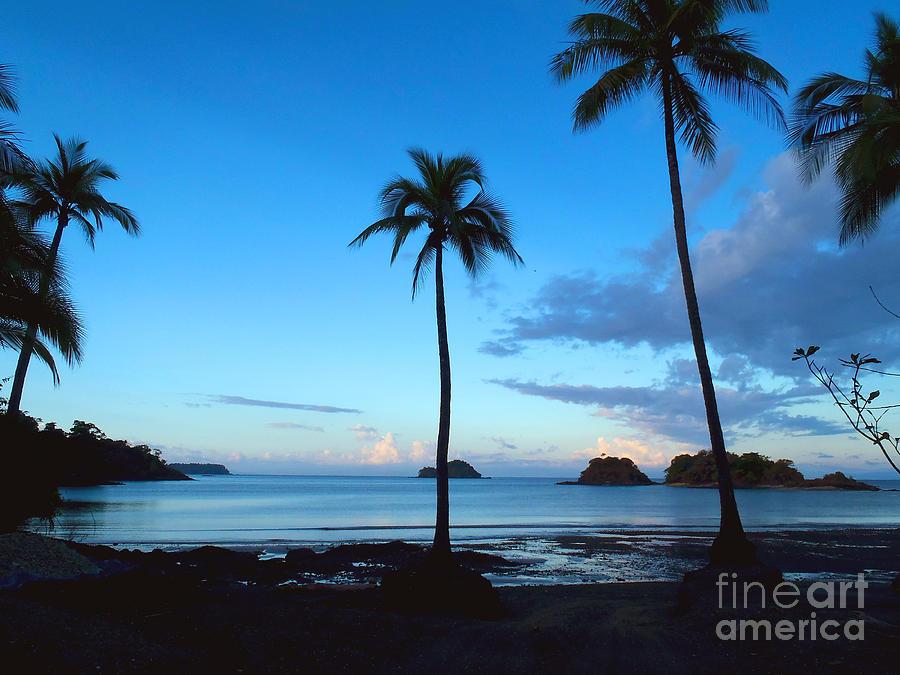Island Photograph - Isla Secas by Carey Chen