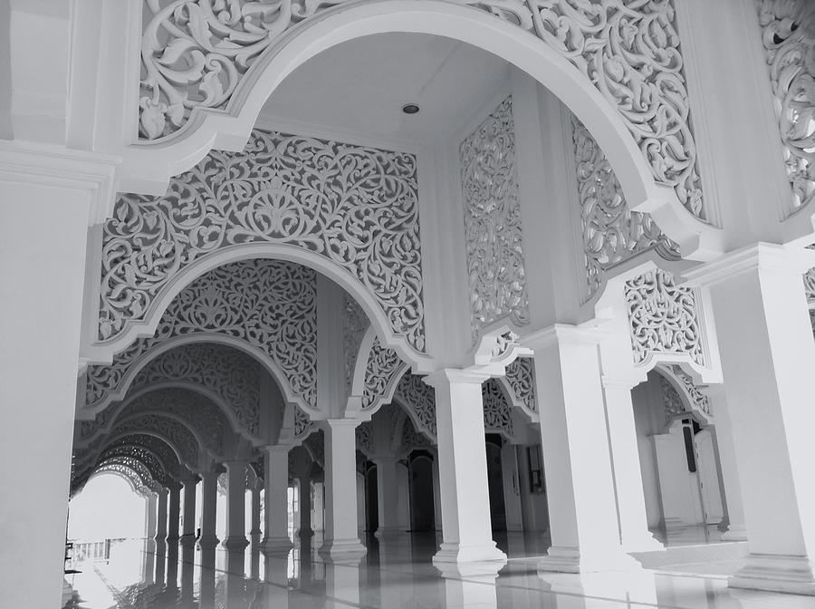 Islamic Architecture Photograph by Ahmad Faizal Yahya