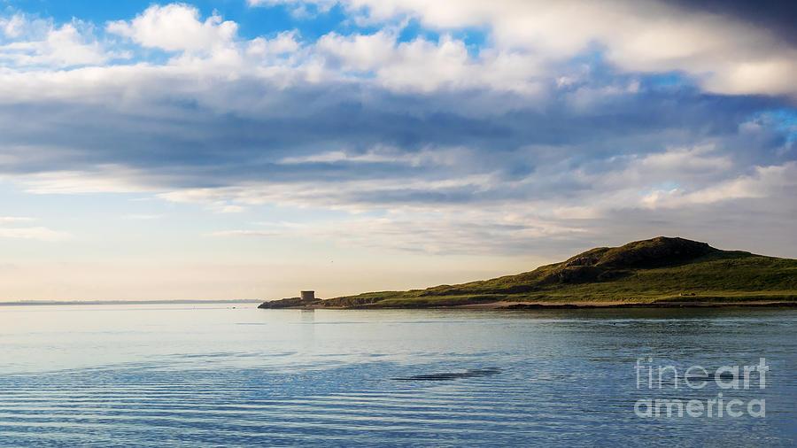 Island At Dublin Harbor Photograph