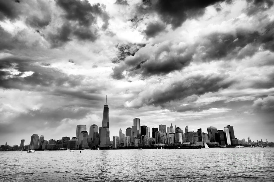 Manhattan Photograph - Island Of Manhattan 2013 by John Rizzuto