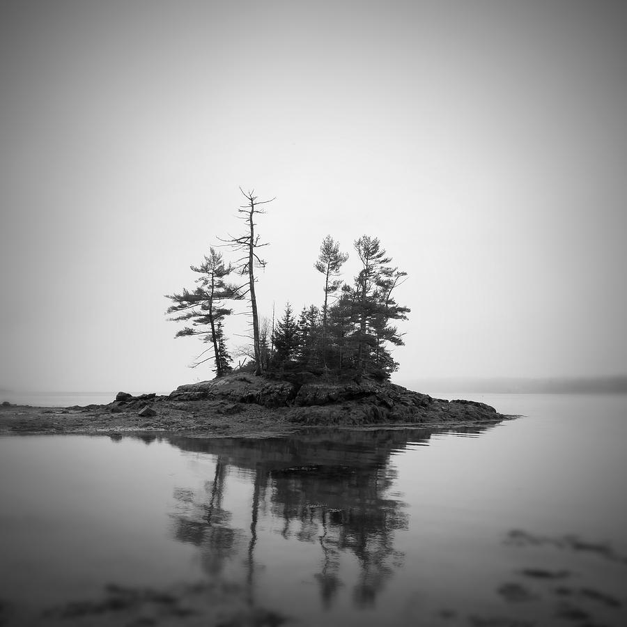 Maine Photograph - Island by Patrick Downey