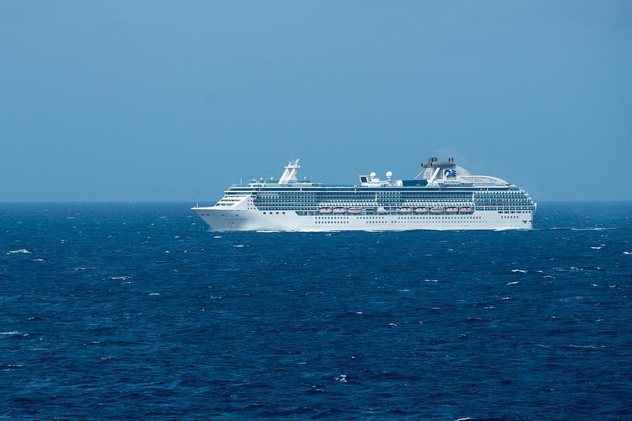 Aruba Photograph - Island Princess by Jay Seeley