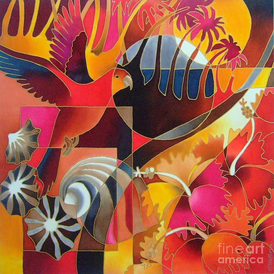 Island Treasures II by Maria Rova