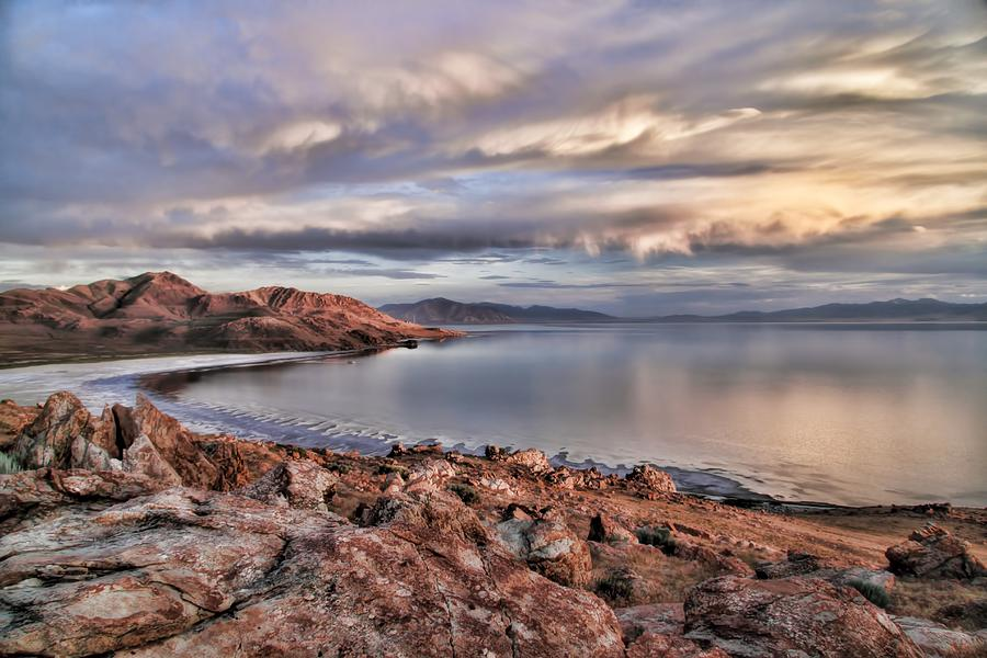Island Photograph - Island Vision by Gene Praag
