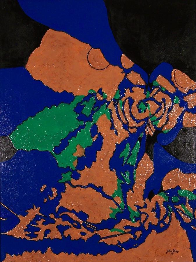 Islands Painting by John Shipp
