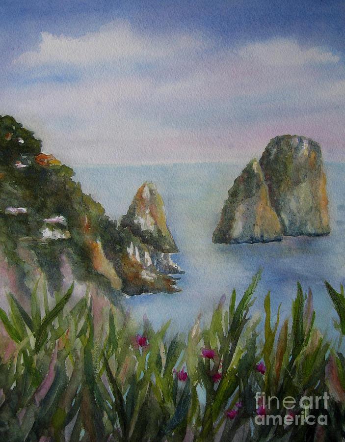 Isle of Capri by Vicki Brevell