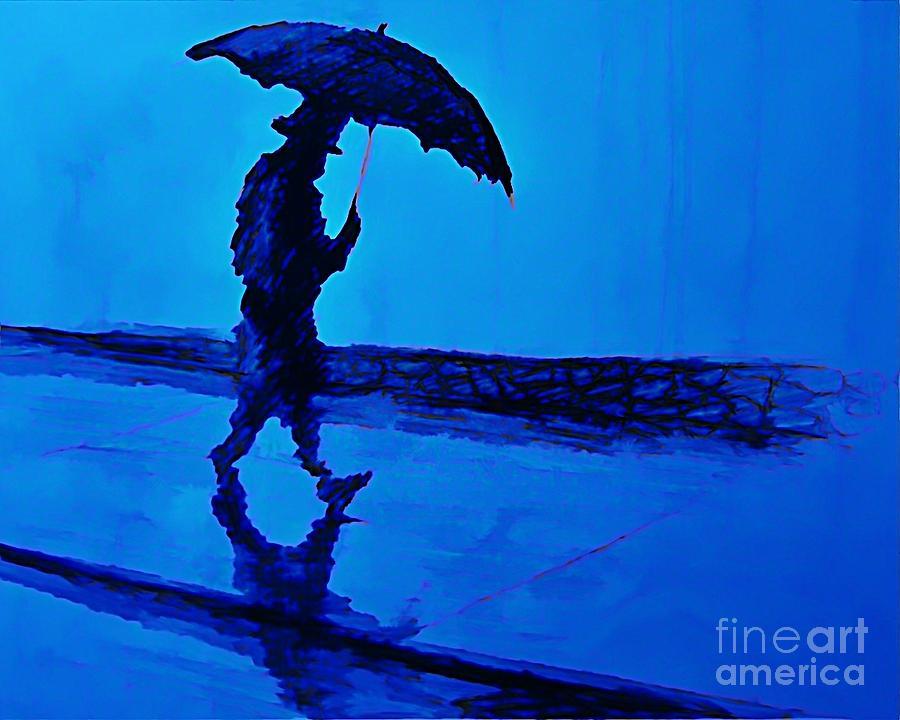 Isolation Digital Art by John Malone Isolation Artwork