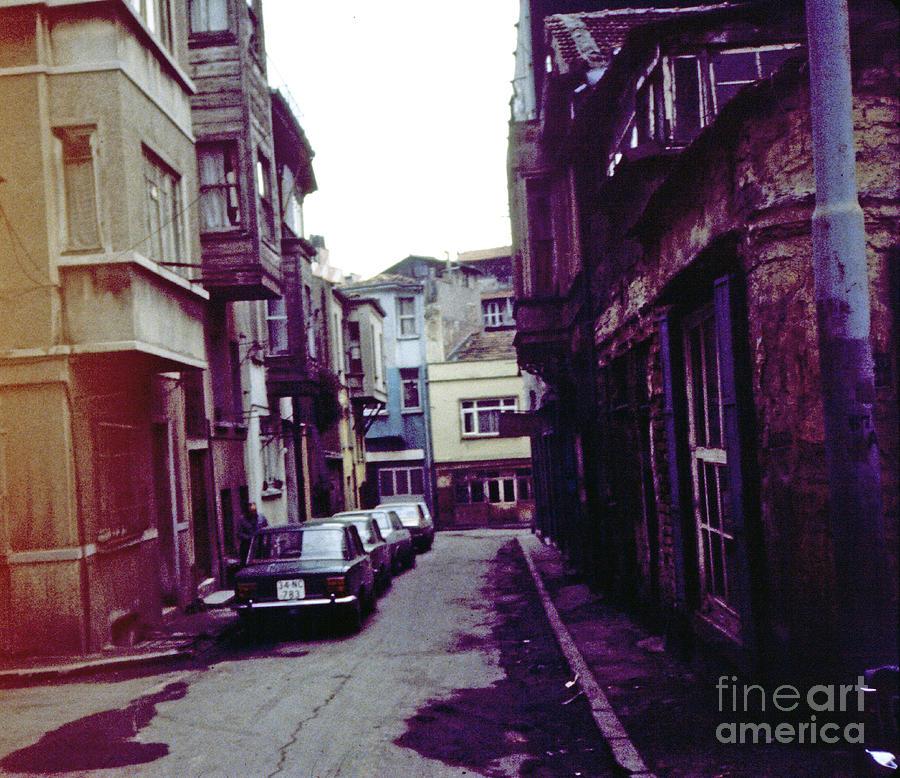 Istanbul Photograph - Istanbul Corridor by Scott Shaw