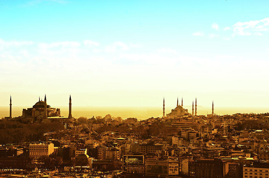 Istanbul Photograph by Dhmig Photography