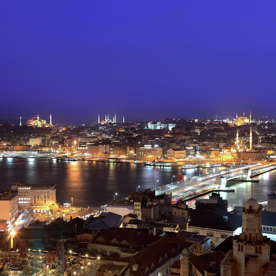 Istanbul Photograph by Tolga Tezcan