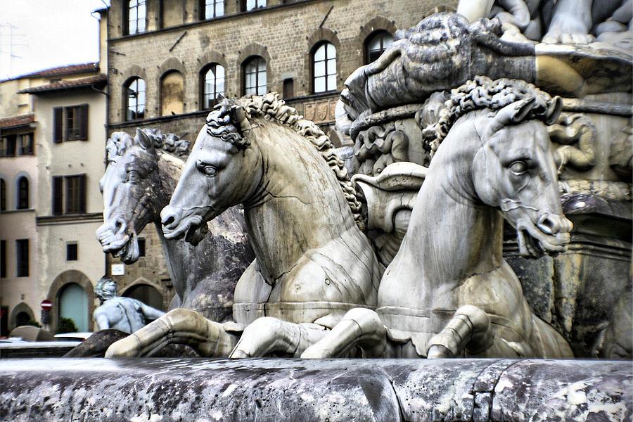 Italy Photograph - Italian Fountain by Greg Sharpe