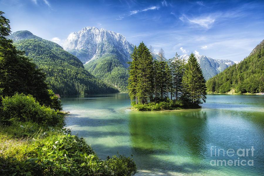 Italy Photograph - Italian Island by Timothy Hacker