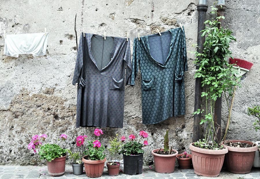 Italian Style Photograph by Sara Palombieri