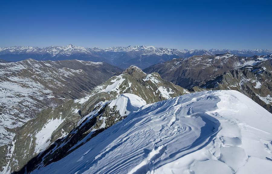 Adventure Photograph - Italy Alps by Ioan Panaite