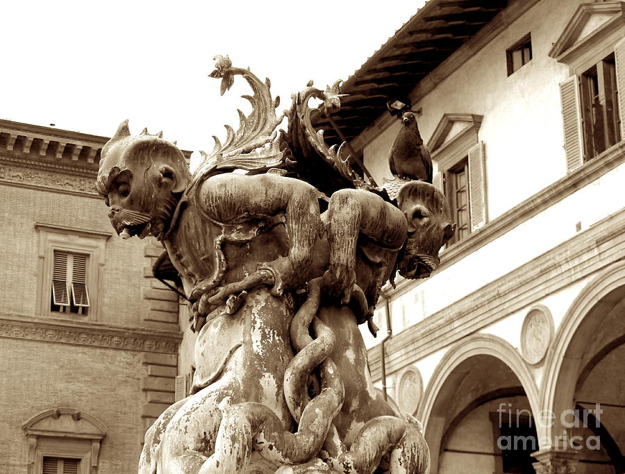 Travel Photograph - Italy by Anna and Sergey