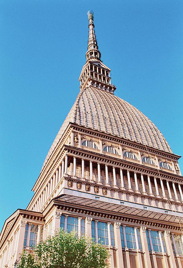 Italy, Turin, View Of La Mole Antonelliana Photograph by Tim Beddow